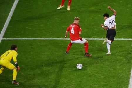 Serge Gnabry Deutschland - Schweiz 3:3