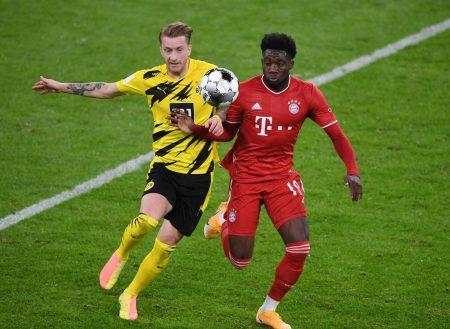 Reus, Davies, Bayern, BVB