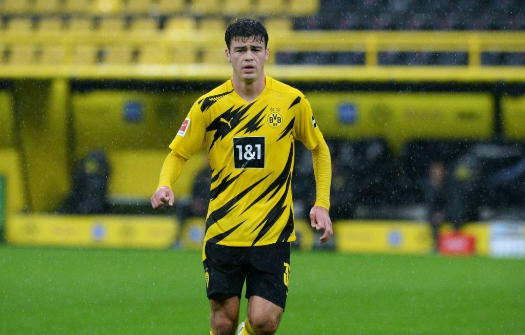 Real Madrid interested in Dortmund starlet Giovanni Reyna
