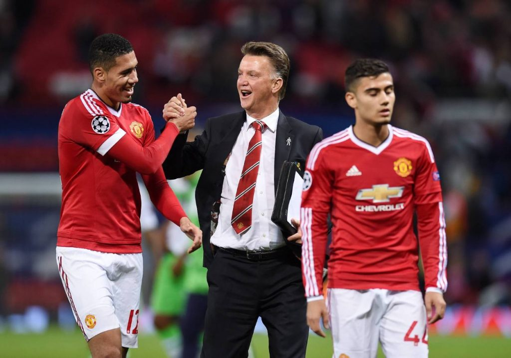 Milan rejected moves for Man Utd duo