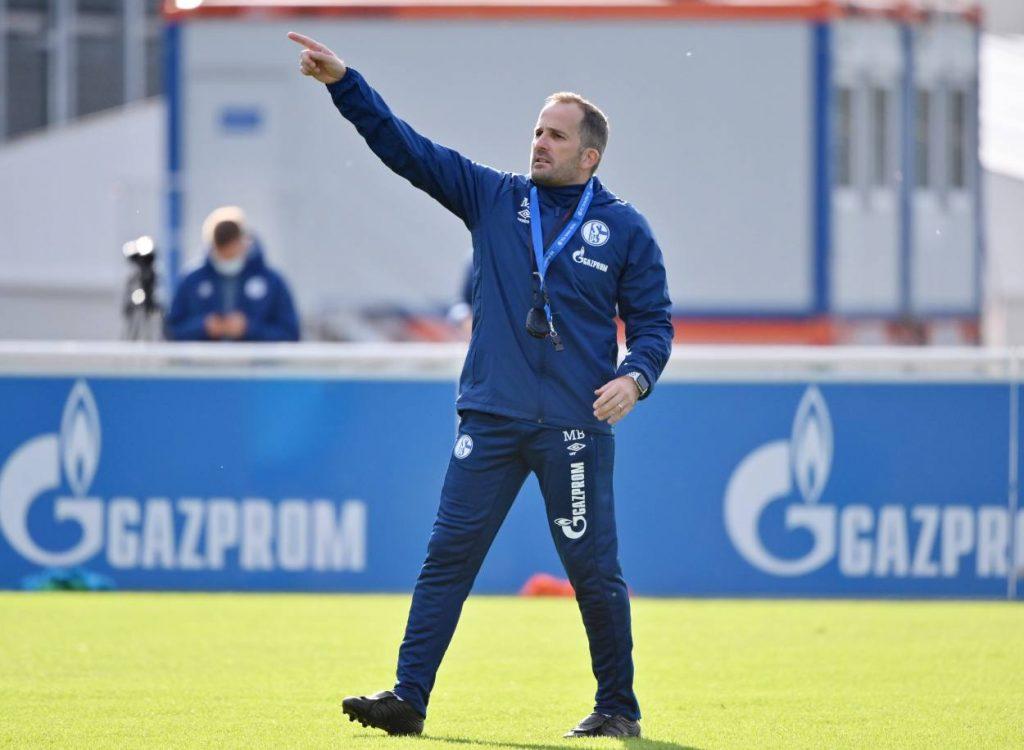 Manuel Baum, Schalke