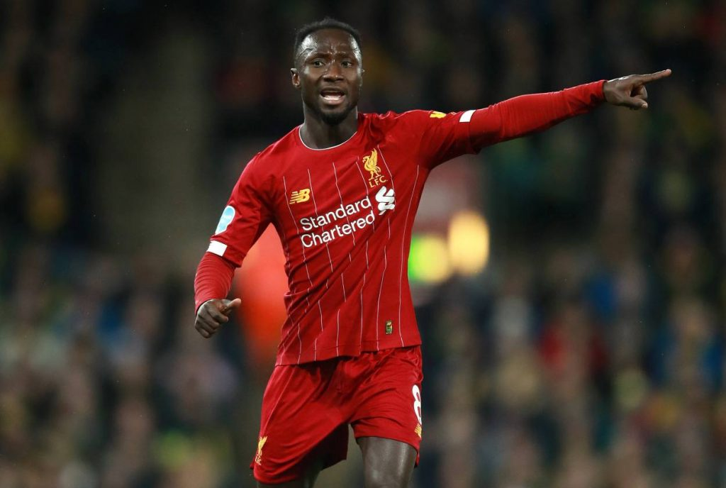 Liverpool FC News - Keita ruled out of Everton clash