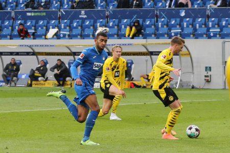 Fußball Bundesliga, 4. Spieltag: TSG 1899 Hoffenheim, Borussia Dortmund, Marco Reus