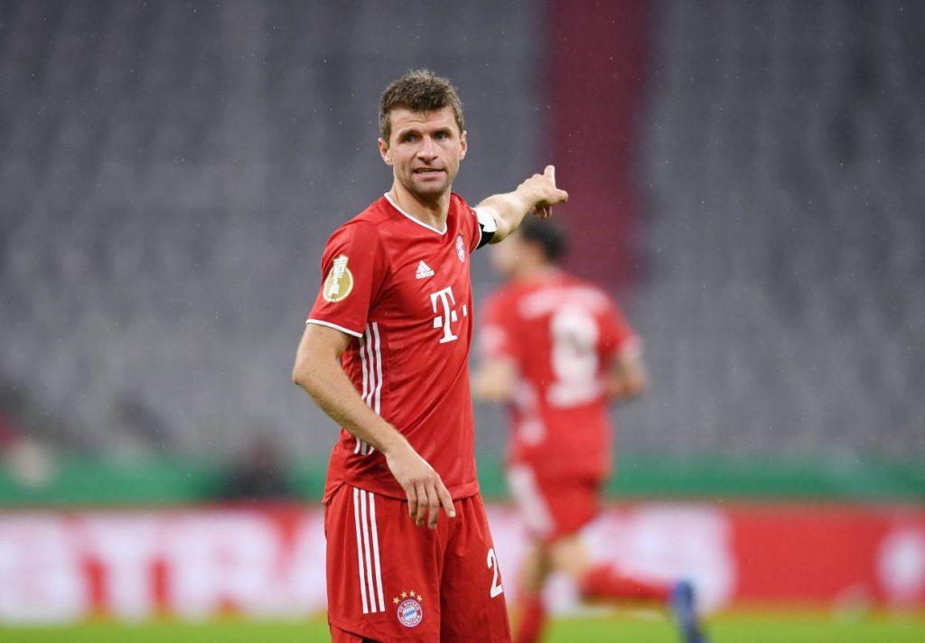 Thomas Müller, Fußball Bundesliga, FC Bayern München