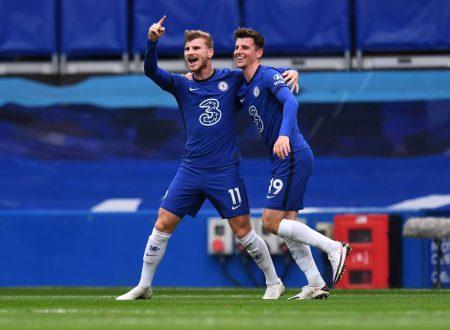 FC Chelsea, FC Southampton, Timo Werner, Premier League