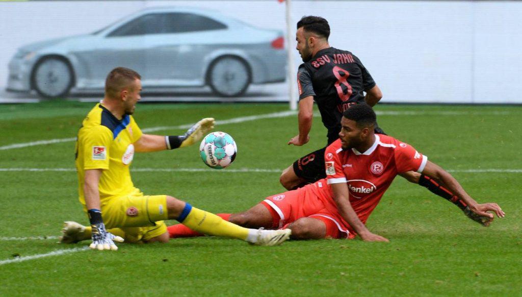 2. fußball bundesliga, Fortuna Düsseldorf, Jahn Regensburg