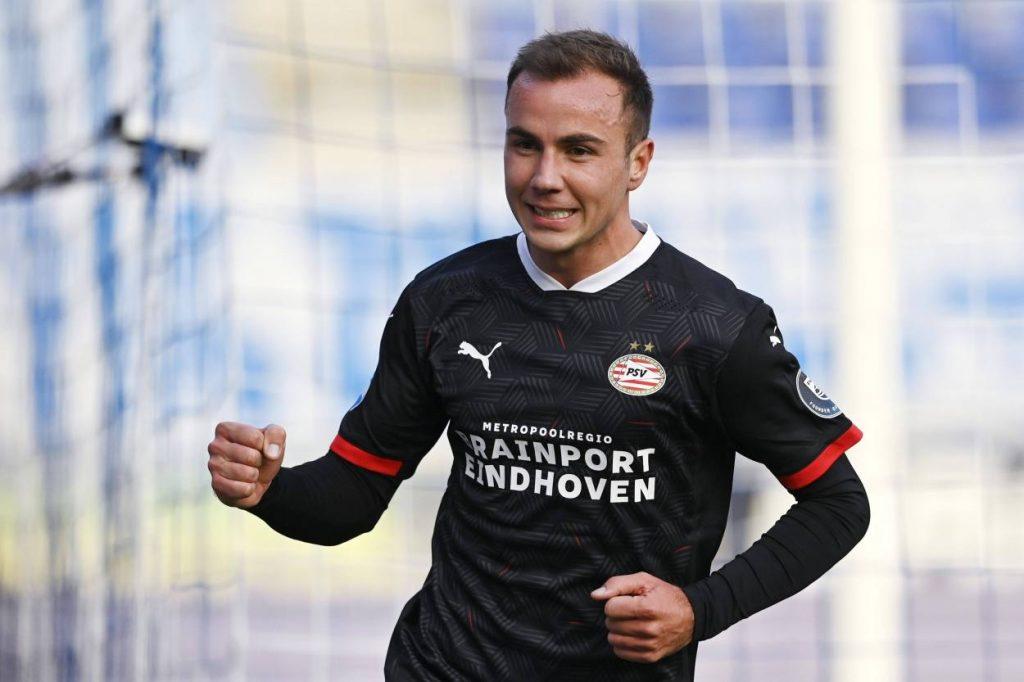 Mario Götze, PSV Eindhoven