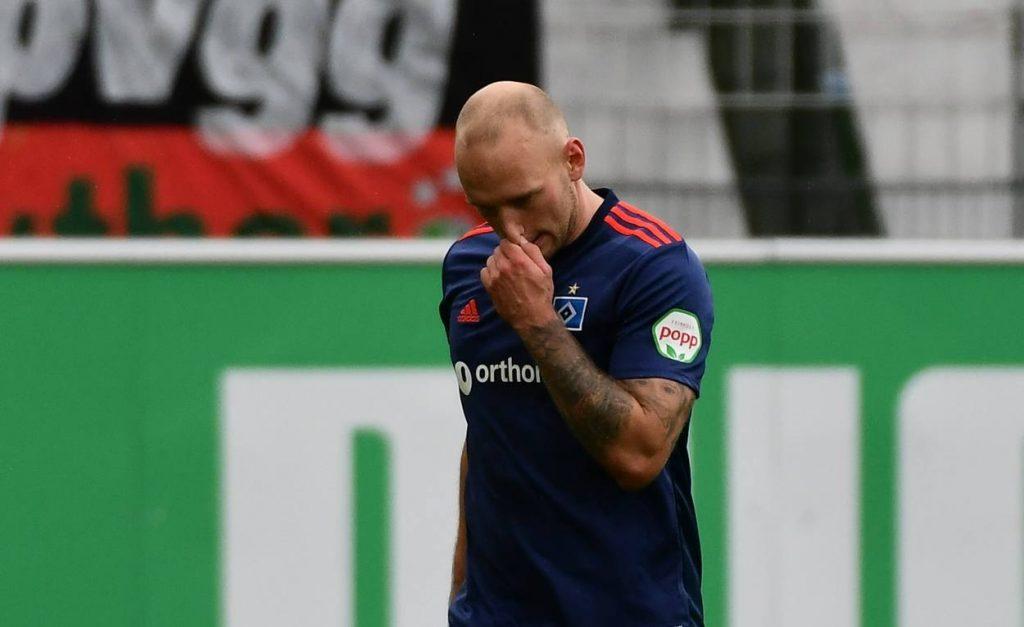 Toni Leistner Fürth Hamburger SV 0:1