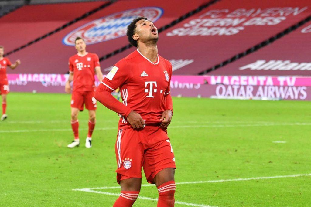Serge Gnabry FC Bayern München