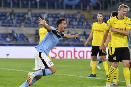 Luiz Felipe Lazio Rom Borussia Dortmund