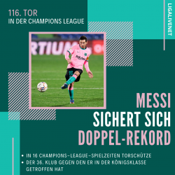Messi Rekord