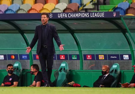 Atletico Madrid's coach Diego Simeone says Bayern Munich are best team in the world ahead of Wednesday's clash.