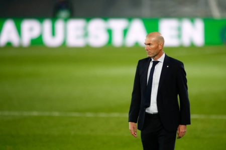 Madrid coach Zinedine Zidane says that he and his team deserves the criticism as Los Blancos prepare for UCL tie against Shakhtar Donetsk.