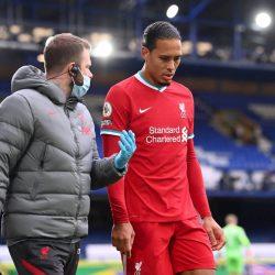 When will Van Dijk return from injury? Netherlands boss De Boer has offered an update