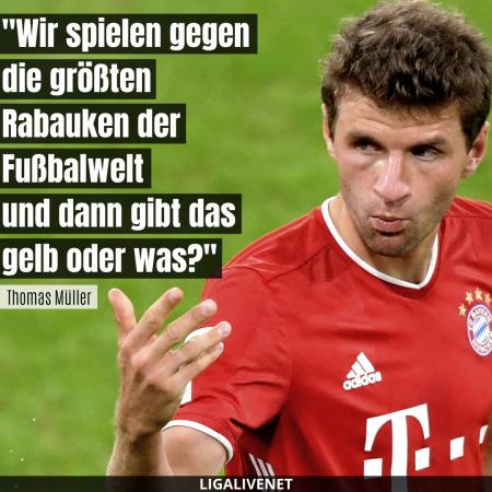 Thomas Müller Zitat