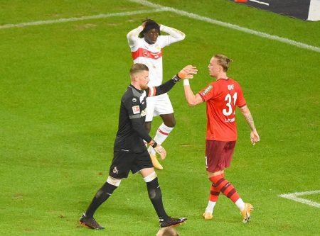 VfB Stuttgart - 1. FC Köln 1:1