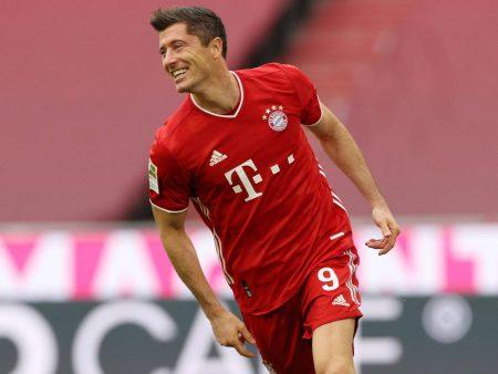 Lewandowski, Bayern München, Frankfurt
