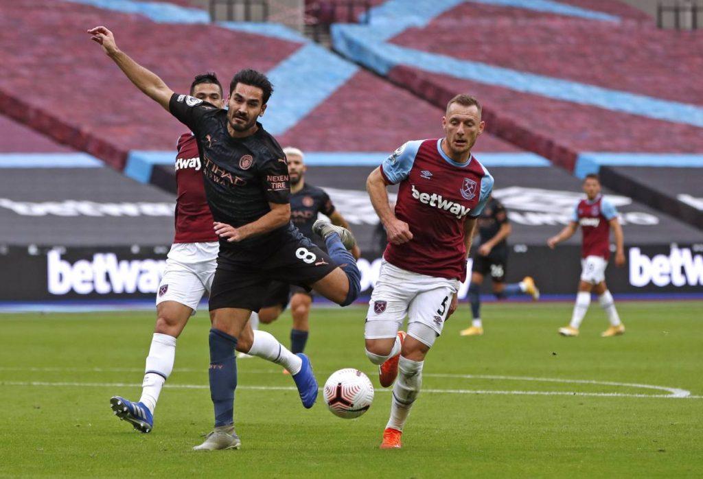 Premier League, Ilkay Gündogan, Manchester City, West Ham