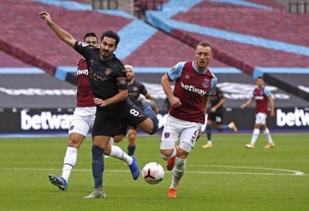 Premier League, Ilkay Gündogan, Manchester City, West Ham