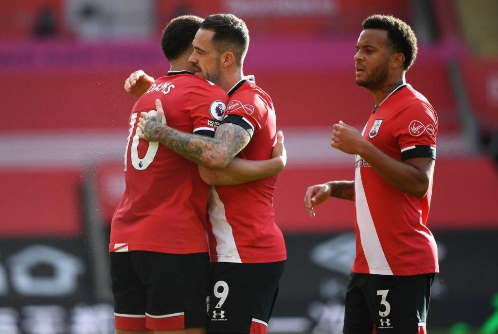 Southampton end Everton's unbeaten start to the Premier League season
