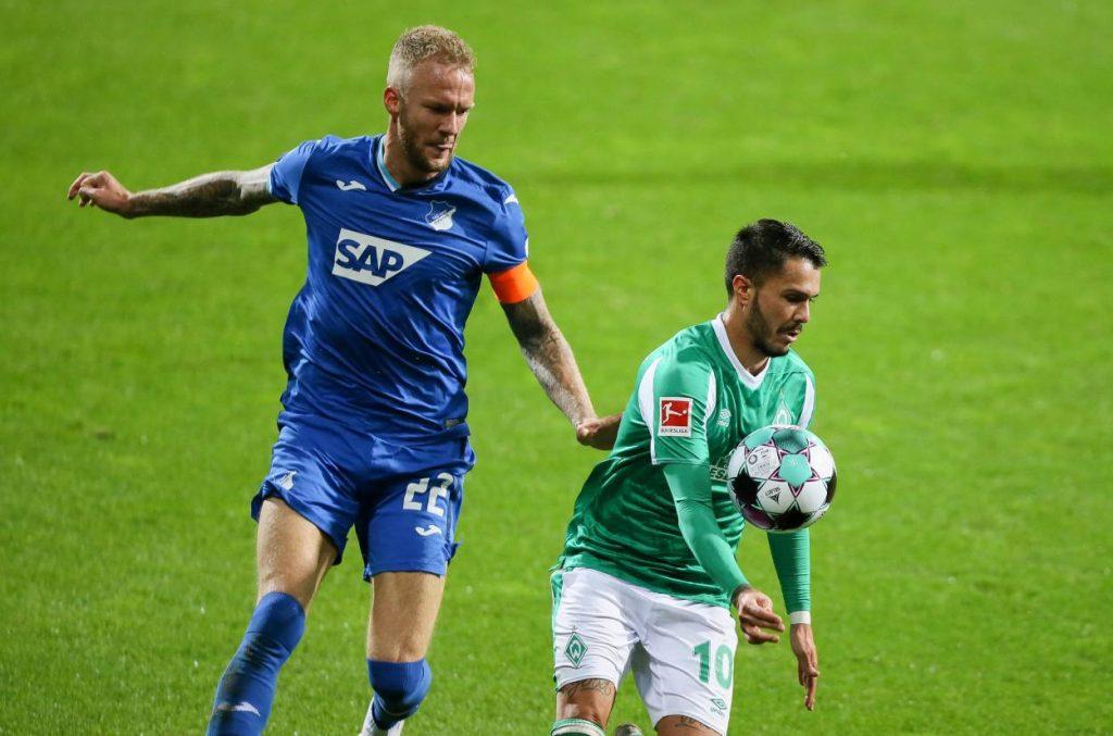 Fußball, Bundesliga, 5. Spieltag, Bremen, Hoffenheim