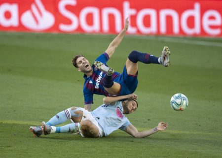 1-1 draw between Levante and Celta Vigo means that both teams remain in bottom four in Serie A standings.