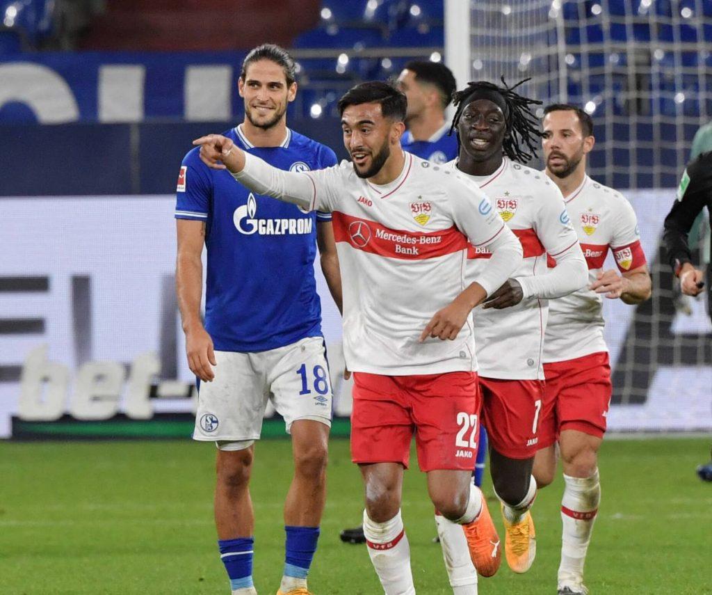 FC Schalke 04 VfB Stuttgart 1:1