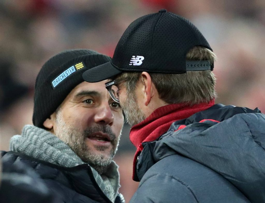 Liverpool and Manchester City are whirled into injury crisis