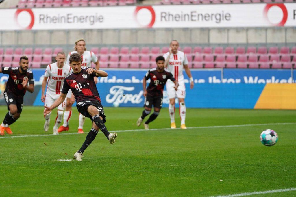 Müller, Bayern, Elfmeter