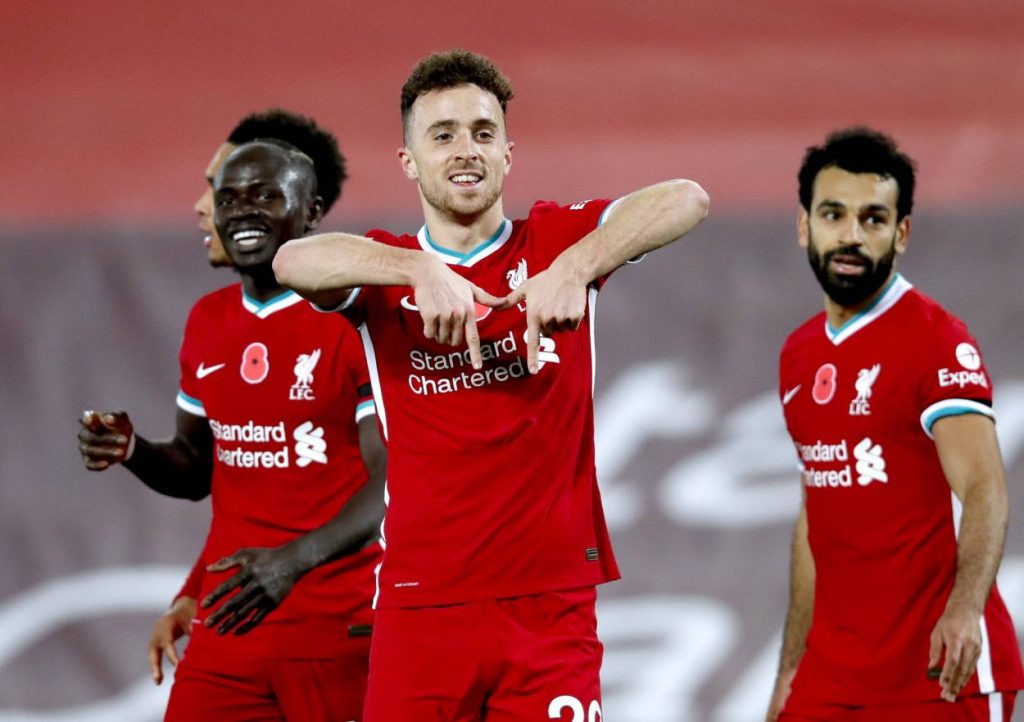 When Diogo Jota will be back? Liverpool offered injury update on the Portuguese star