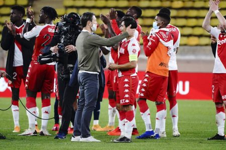 Niko Kovac's men back to winning ways as AS Monaco hammered Bordeaux 4-0 and move 8th in Ligue 1 standings.