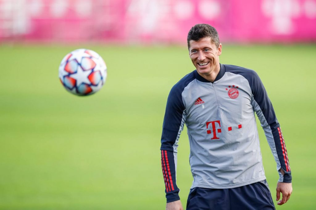 Lewandowski, Bayern
