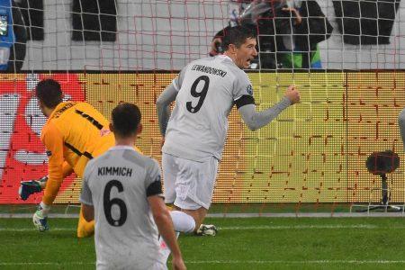 RB Salzburg - FC Bayern München 2:6
