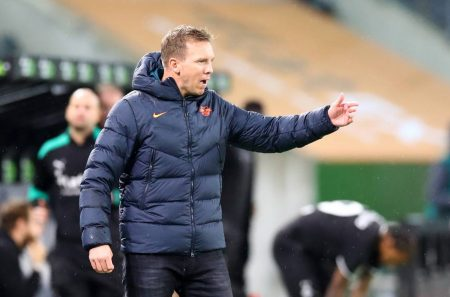 Time running out for RB Leipzig as Julian Nagelsmann says both games against Paris Saint-Germain are 'knockouts'.