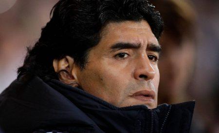 Real Madrid headcoach Zinedine Zidane sends well wishes to Argentina legend Diego Maradona after a successful brain surgery.