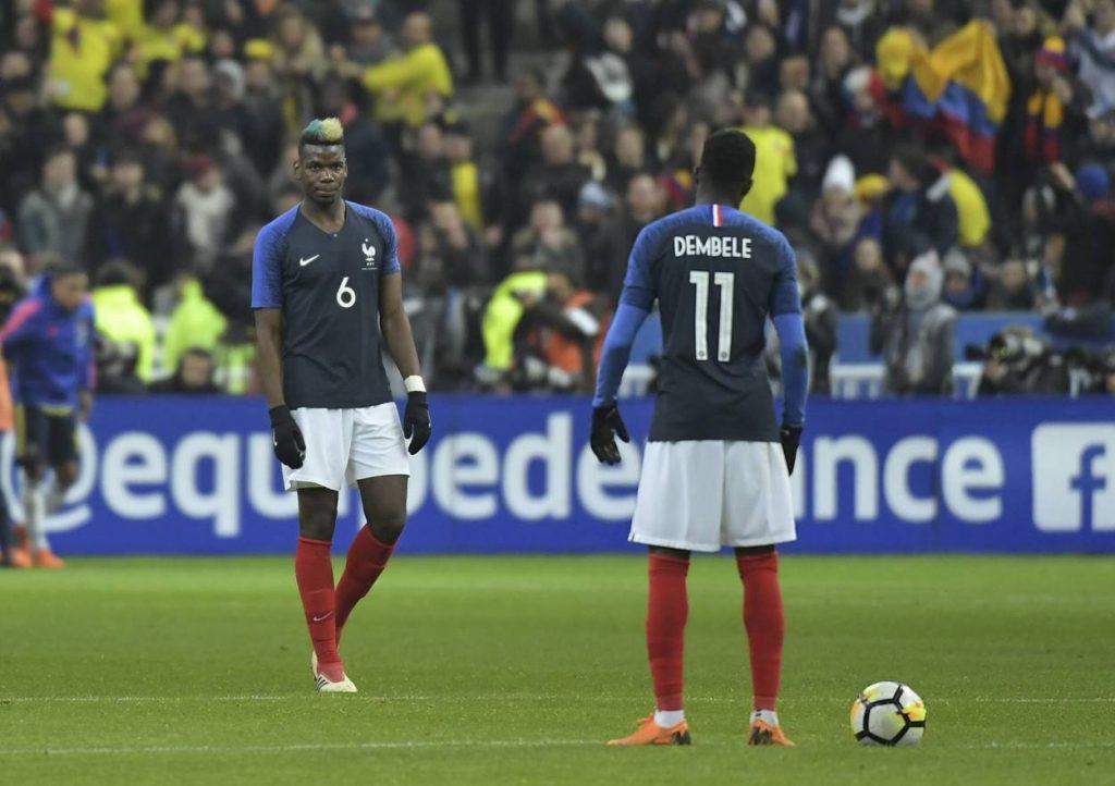 Man Utd looking for Dembele swap