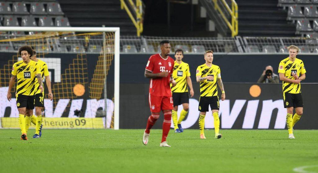 Borussia Dortmund - FC Bayern München 2:3