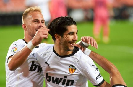 Carlos Soler scored a hat-trick as Valenica hammer defending champions Real Madrid 4-1 and climb 9th in LaLiga.
