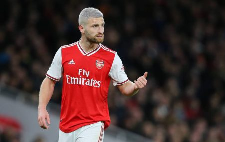 Mustafi, Arsenal
