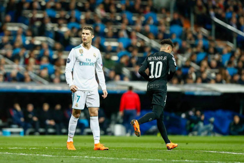 Juventus want to swap Ronaldo for PSG star