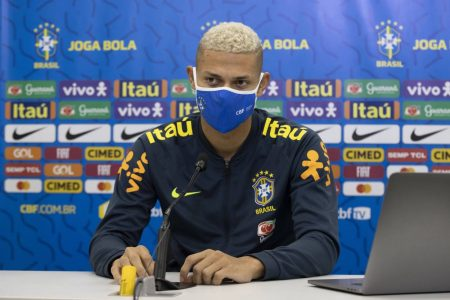 """""""We will do well without Neymar"""" - Richarlison"""