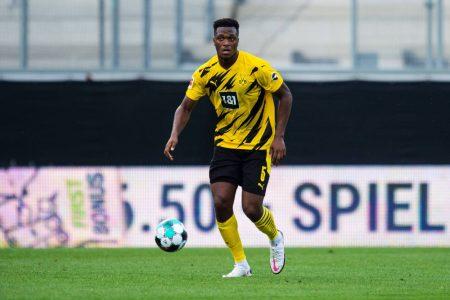 Man Utd set sights on Dortmund defender