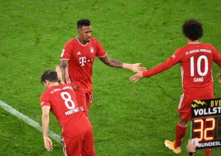 Jerome Boateng Bayern Abschied Transfer Nachfolger