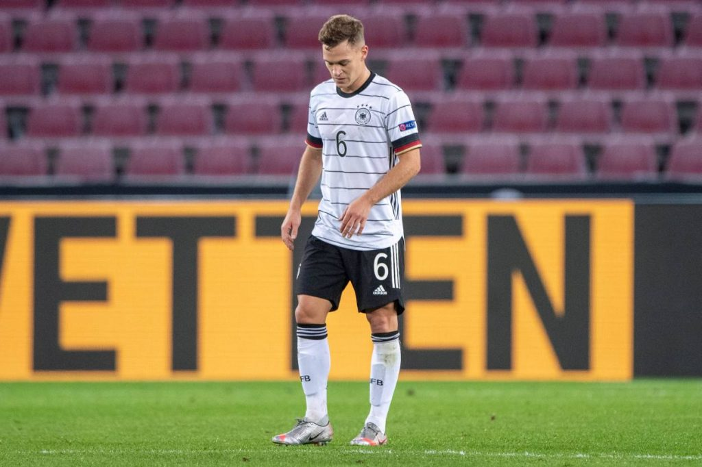 Kimmich Bayern Verletzung