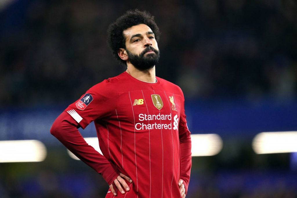 Liverpool and Arsenal duo stuck in Egypt