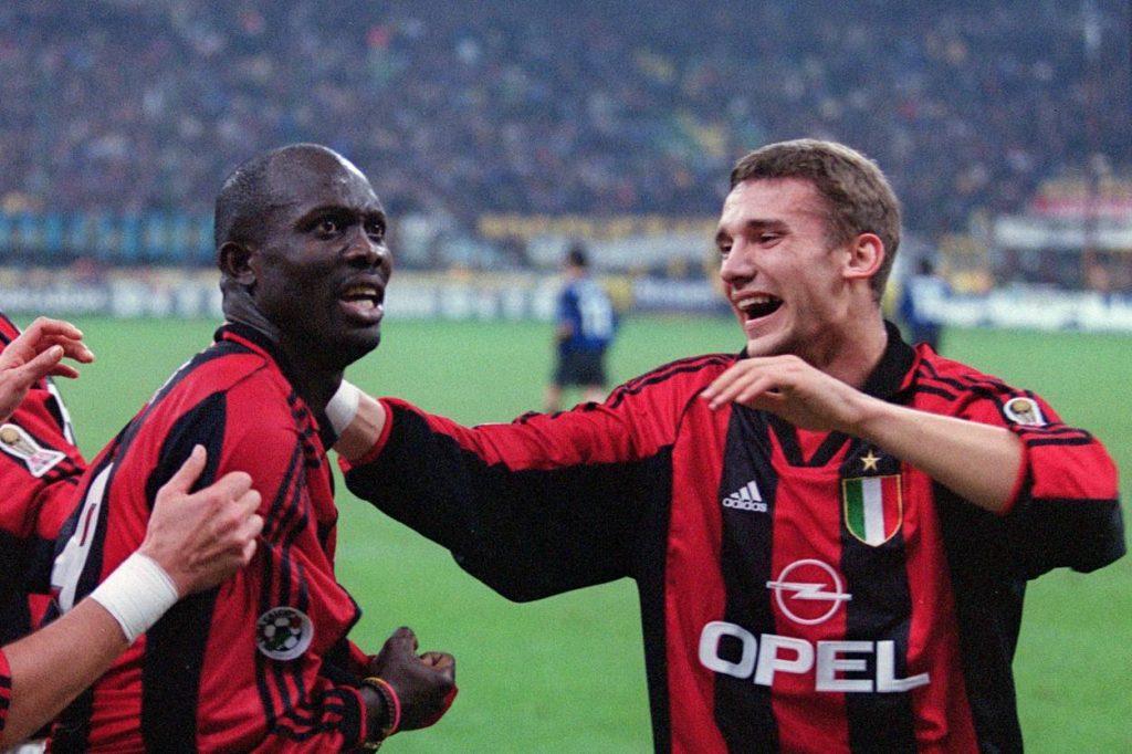 Andrij Schewtschenko Milan Transfer