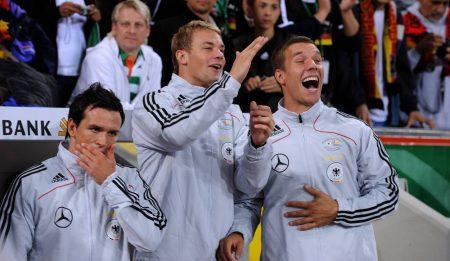 Löw Neuer Nationalmannschaft