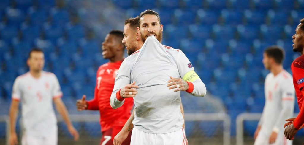 Sergio Ramos scored all penalties he had taken since May 2018