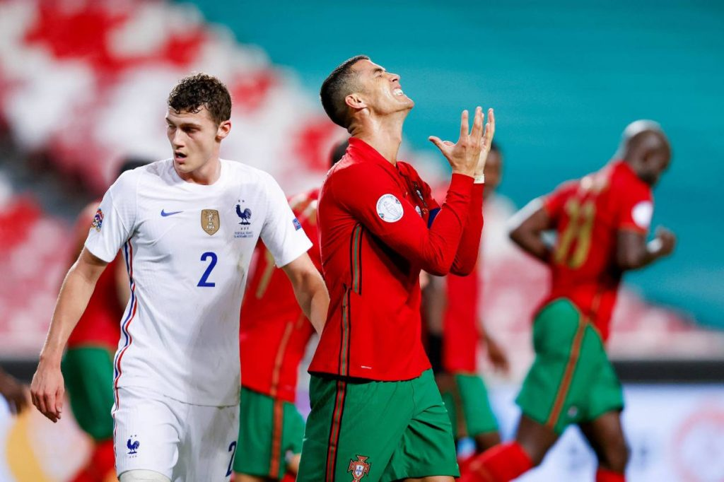 Defending Champions Portugal failed to qualify for UEFA Nations League finals