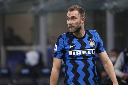 Eriksen, Inter Mailand